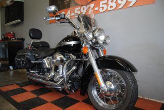 2003 Harley-Davidson Heritage Softail Classic FLST Jackson, Georgia 2