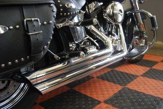 2003 Harley-Davidson Heritage Softail Classic FLST Jackson, Georgia 8