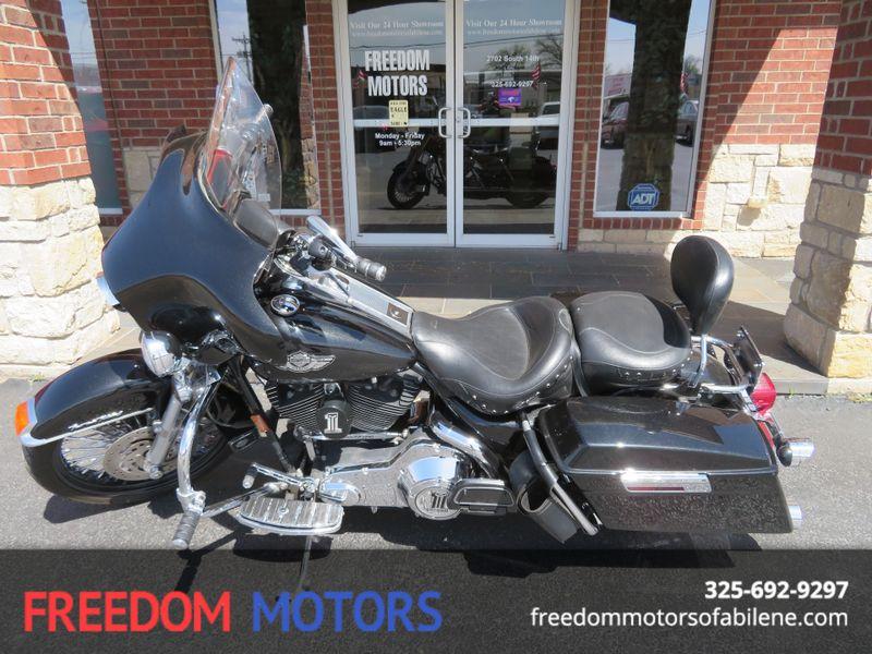 2003 Harley-Davidson Road King    Abilene, Texas   Freedom Motors  in Abilene Texas