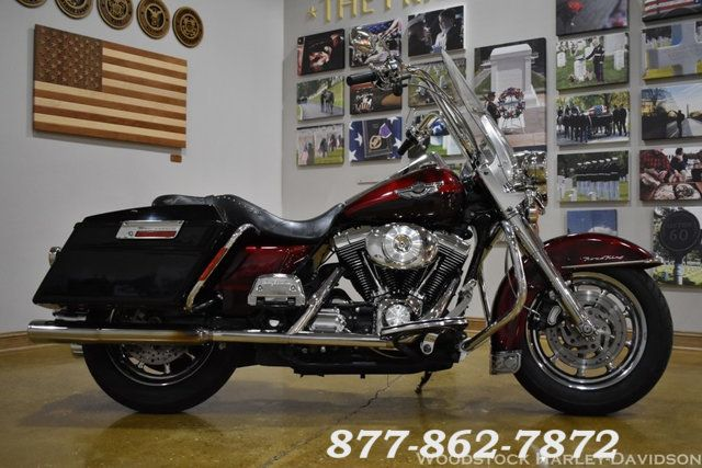 2003 Harley-Davidson ROAD KING CLASSIC FLHRCI ROAD KING CLASSIC