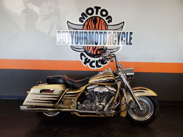 2003 Harley-Davidson Road King CVO in Arlington, Texas 76010