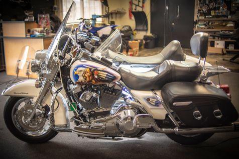 2003 Harley Davidson Road King FLHRC Ultra Classic Side Car in Oaks