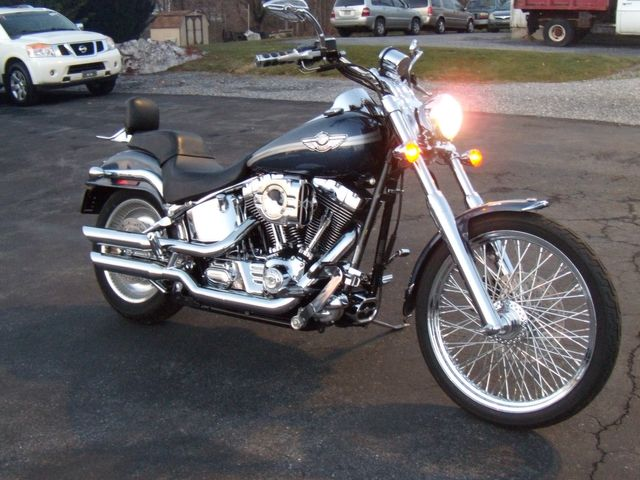 2003 Harley-Davidson Softail Deuce 100TH ANNIVERSARY FXSTDI in Ephrata, PA 17522