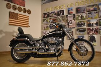 2003 Harley-Davidson SOFTAIL DEUCE FXSTDI ANNIVERSARY DEUCE FXSTDI in Chicago, Illinois 60555