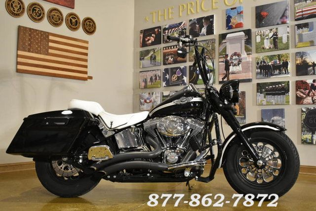 2003 Harley-Davidson SOFTAIL FAT BOY FLSTF FAT BOY FLSTF in Chicago, Illinois 60555