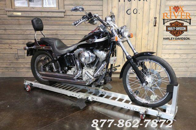 2003 Harley-Davidson SOFTAIL STANDARD FXST STANDARD FXST in Chicago, Illinois 60555
