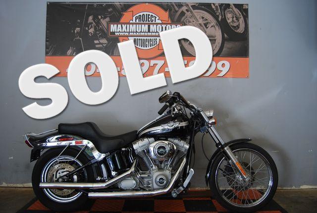 2003 Harley-Davidson Softail Standard FXST Jackson, Georgia