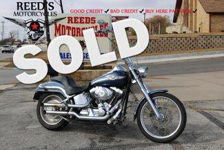 2003 Harley Davidson Softtail   Deuce   Hurst, Texas   Reed's Motorcycles in Hurst Texas