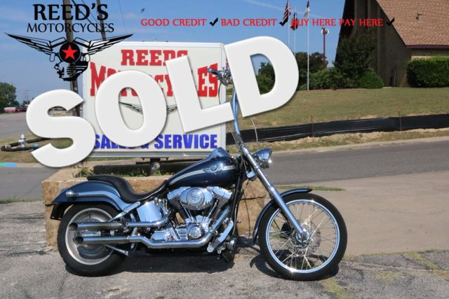 2003 Harley Davidson Softtail   Deuce | Hurst, Texas | Reed's Motorcycles in Hurst Texas