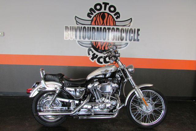 2003 Harley - Davidson Sportster 1200 CUSTOM XL in Arlington, Texas 76010