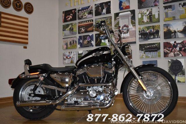 2003 Harley-Davidson SPORTSTER 883 CUSTOM XL883C 883 CUSTOM 883 XL883 Chicago, Illinois 0