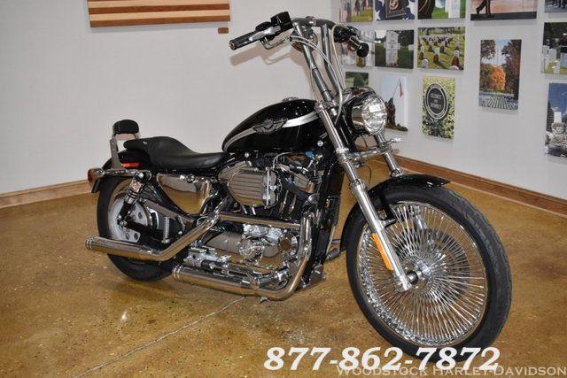 2003 Harley-Davidson SPORTSTER 883 CUSTOM XL883C 883 CUSTOM 883 XL883 Chicago, Illinois 1