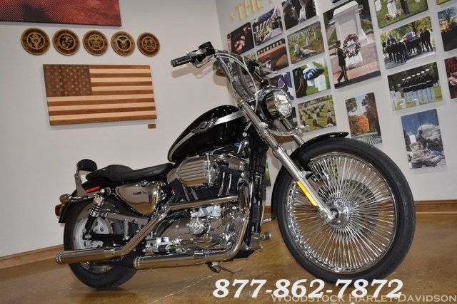 2003 Harley-Davidson SPORTSTER 883 CUSTOM XL883C 883 CUSTOM 883 XL883 Chicago, Illinois 2