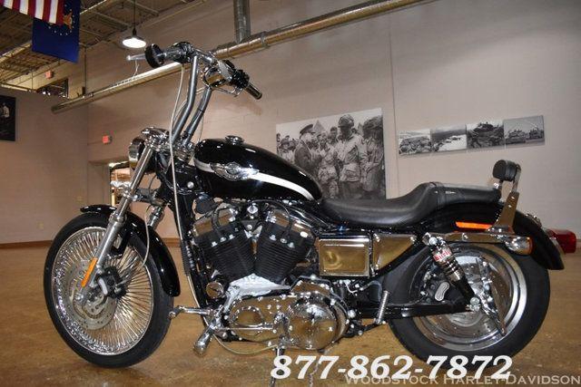 2003 Harley-Davidson SPORTSTER 883 CUSTOM XL883C 883 CUSTOM 883 XL883 Chicago, Illinois 6
