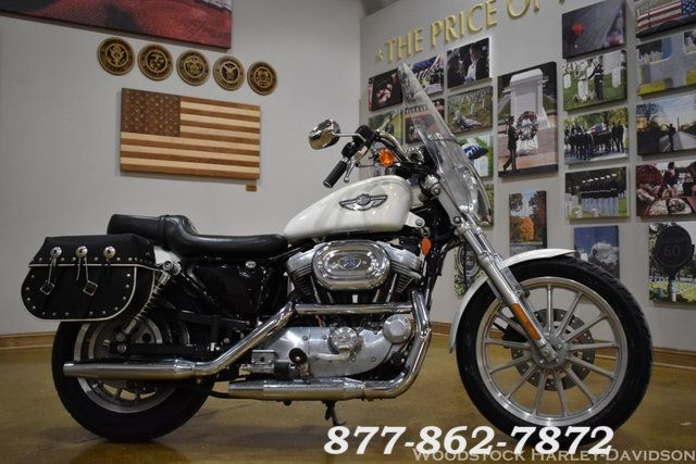 2003 Harley-Davidson SPORTSTER 883 XL883 883 XL883