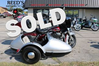 2003 Harley Davidson with Side Car    Hurst, Texas   Reed's Motorcycles in Hurst Texas
