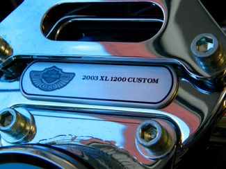 2003 Harley-Davidson XL1200C Sportster 1200 Custom    city NC  Little Rock Auto Sales Inc  in Charlotte, NC