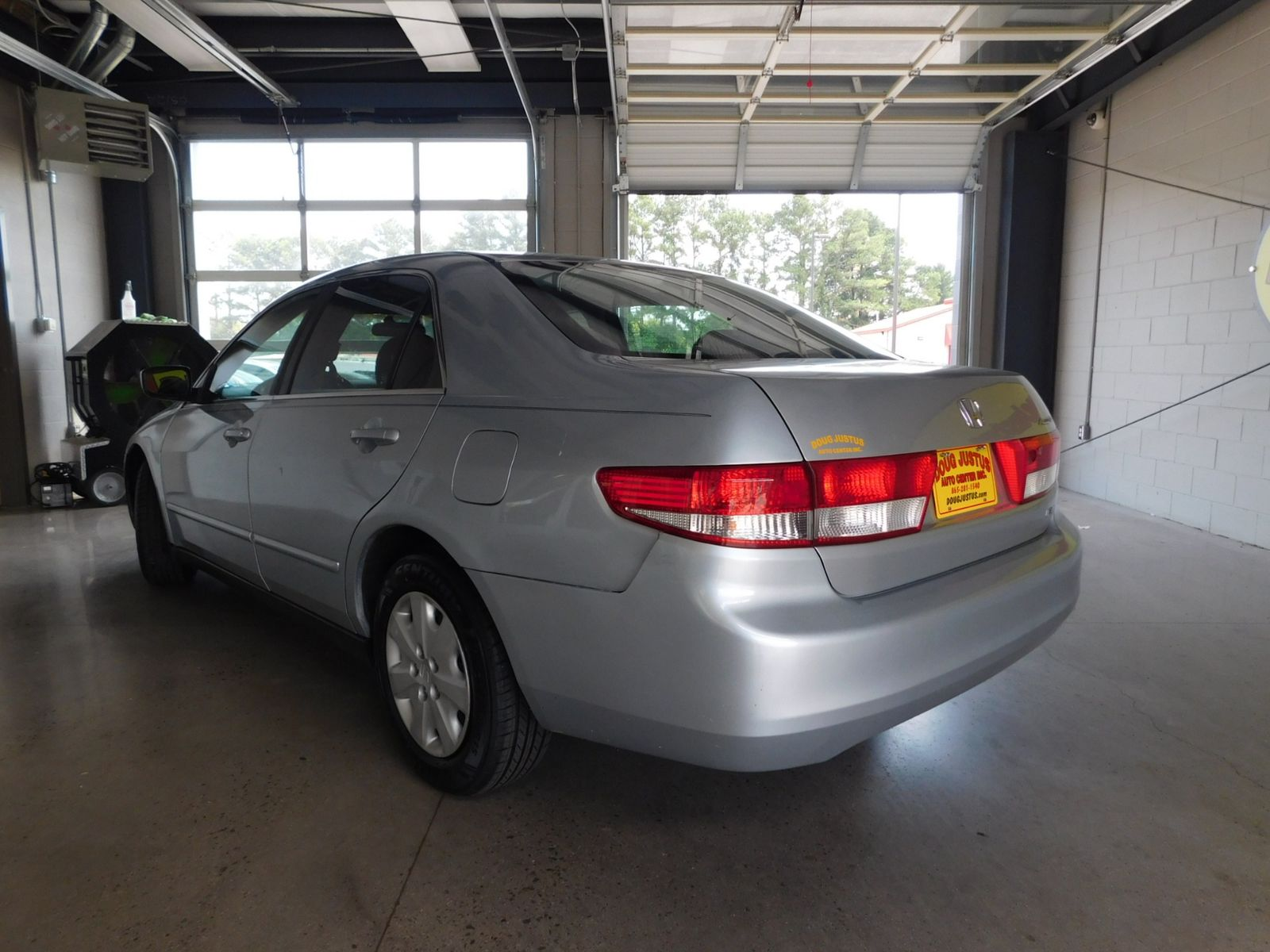 2003 Honda Accord Lx City Tn Doug Justus Auto Center Inc Tail Light In Airport Motor Mile