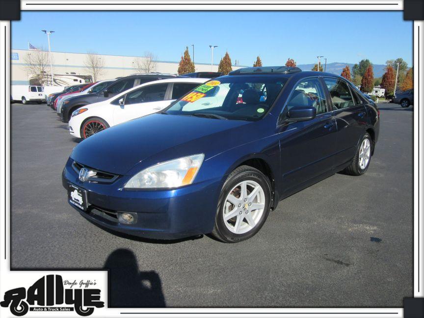 U003c 2003 Honda Accord EX In Burlington WA, ...