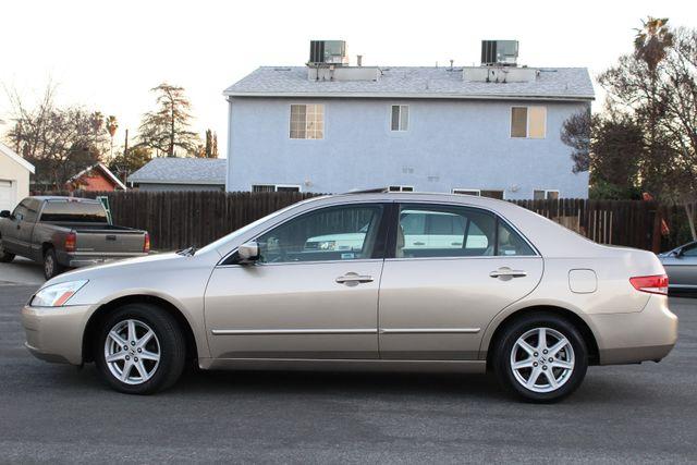 2003 Honda ACCORD EX/LEATHER SEDAN SUNROOF 73K MLS SERVICE RECORDS in Van Nuys, CA 91406