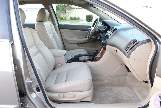 2003 Honda ACCORD EX/LEATHER SEDAN SUNROOF 73K MLS SERVICE RECORDS in Woodland Hills, CA 91367