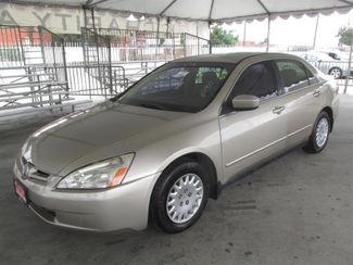 2003 Honda Accord LX Gardena, California