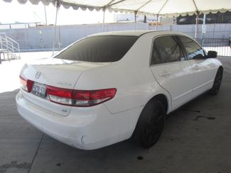 2003 Honda Accord LX Gardena, California 2