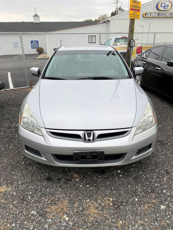 2003 Honda Accord EX  city MD  South County Public Auto Auction  in Harwood, MD