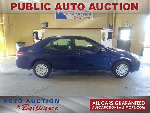 2003 Honda Accord DX | JOPPA, MD | Auto Auction of Baltimore  in Joppa MD