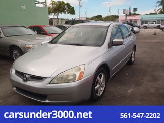 2003 Honda Accord EX Lake Worth , Florida