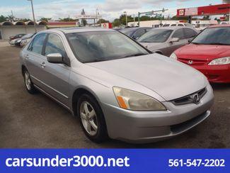 2003 Honda Accord EX Lake Worth , Florida 1
