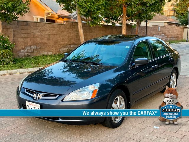 2003 Honda ACCORD EX AUTOMATIC LEATHER in North Hollywood, CA 91607