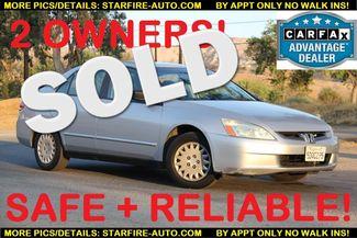 2003 Honda Accord DX Santa Clarita, CA