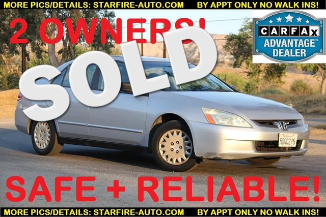2003 Honda Accord DX Santa Clarita, CA