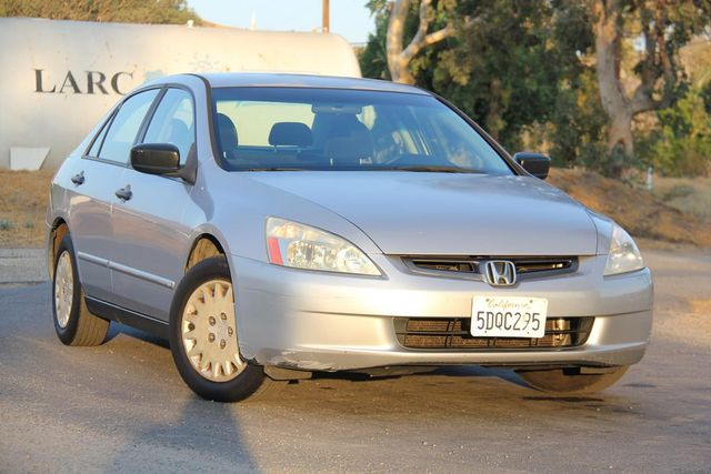 2003 Honda Accord DX Santa Clarita, CA 3
