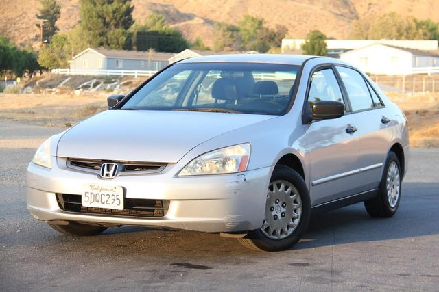 2003 Honda Accord DX Santa Clarita, CA 4