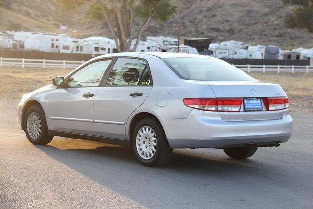 2003 Honda Accord DX Santa Clarita, CA 5