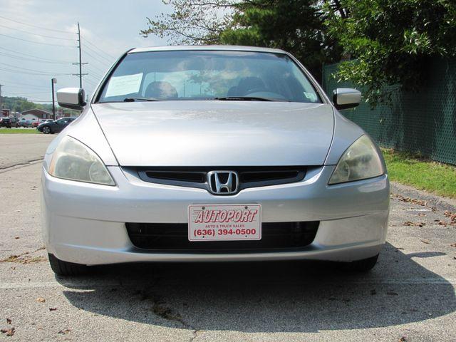 2003 Honda Accord EX V6 St. Louis, Missouri 1