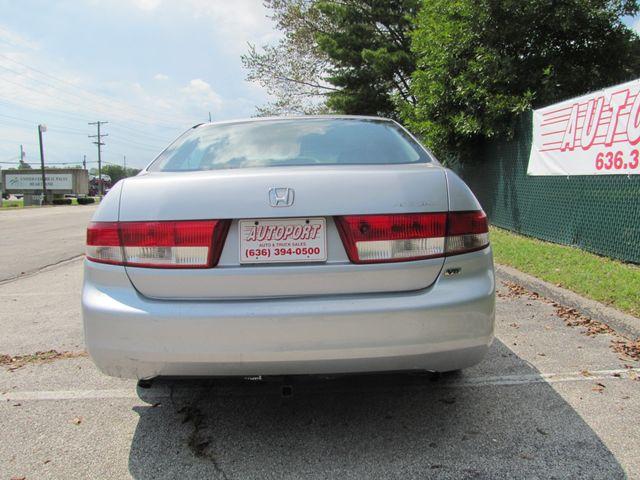 2003 Honda Accord EX V6 St. Louis, Missouri 4