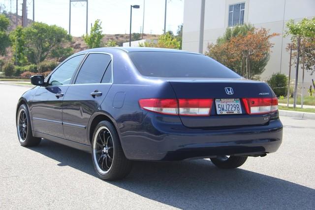 2003 Honda Accord LX Santa Clarita, CA 5