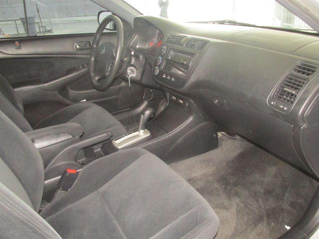2003 Honda Civic LX Gardena, California 8
