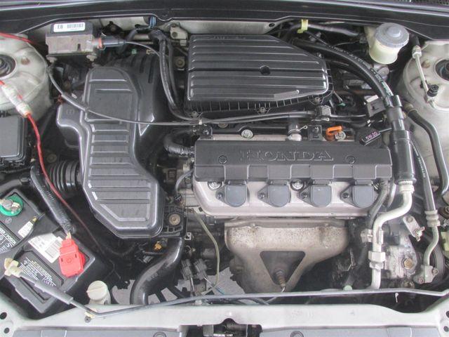2003 Honda Civic LX Gardena, California 15