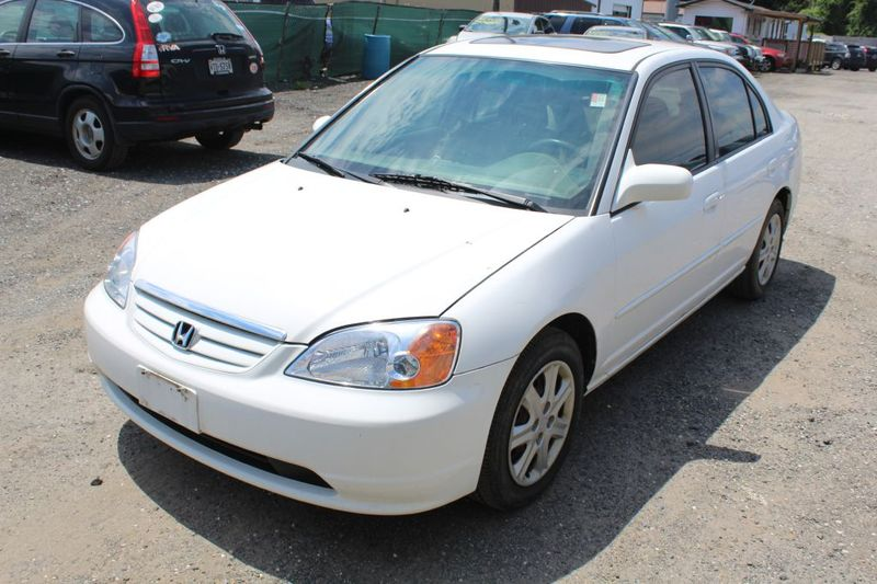 2003 Honda Civic EX  city MD  South County Public Auto Auction  in Harwood, MD