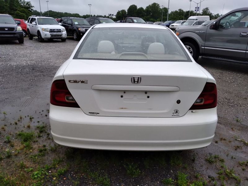 2003 Honda Civic LX  city MD  South County Public Auto Auction  in Harwood, MD