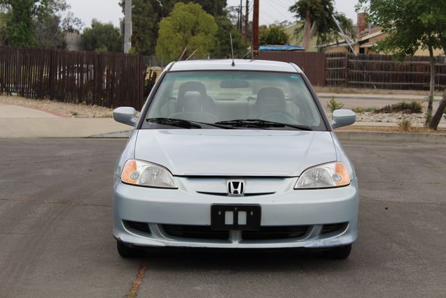 2003 Honda CIVIC HYBRID SEDAN AUTOMATIC 1-OWNER SERVICE RECORDS NEW TIRES in Woodland Hills CA, 91367