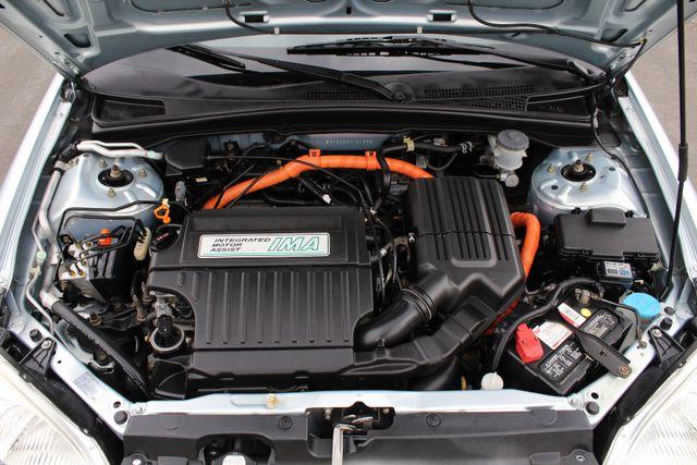 2003 Honda CIVIC HYBRID SEDAN AUTOMATIC 1-OWNER SERVICE RECORDS NEW TIRES in Van Nuys, CA 91406