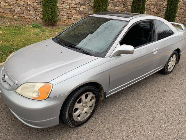 2003 Honda-Auto!! Low Miles! Civic-38 MPG BUY HERE PAY HERE EX-CARMARTSOUTH.COM