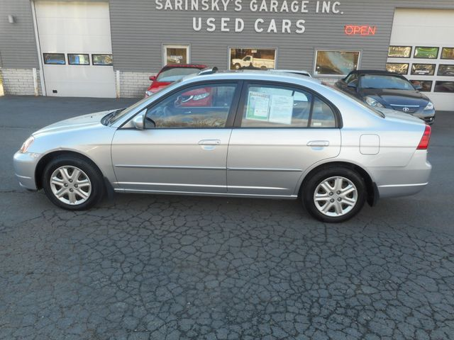 2003 Honda Civic EX New Windsor, New York 0