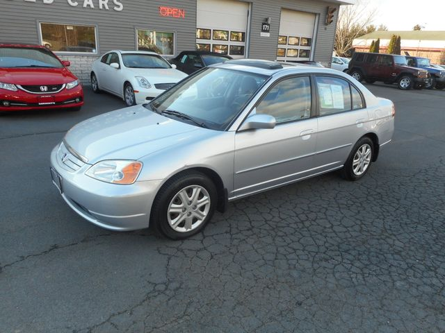 2003 Honda Civic EX New Windsor, New York 1