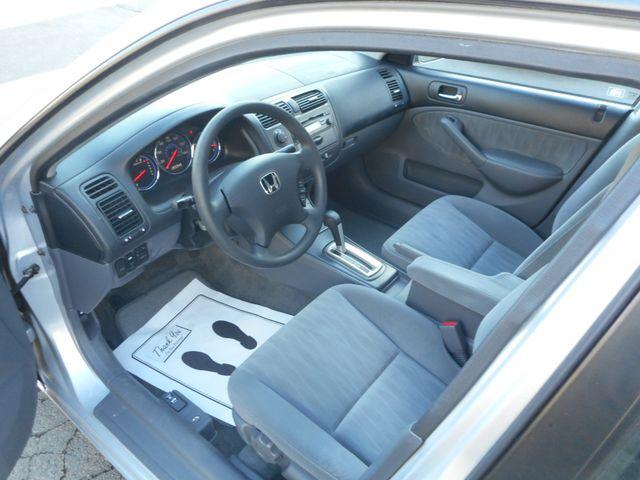 2003 Honda Civic EX New Windsor, New York 13